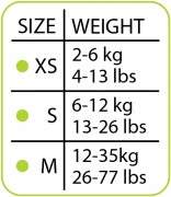 lishinu size chart